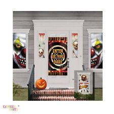 Creepy Carnaval Fiesta De Halloween Decoraciones