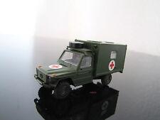 """Märklin H0 18565 4MFOR Sanitätswagen """"Wolf"""""""