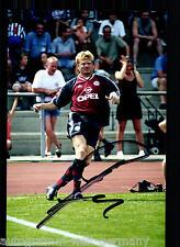 super AK Foto Stefan Effenberg Bayern München 97-98(2)