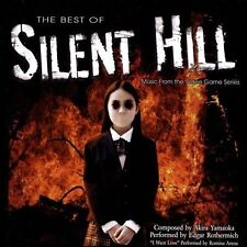 EDGAR ROTHERMICH - BEST OF SILENT HILL: MUSIC FROM THE VIDEO GAME - NEW CD