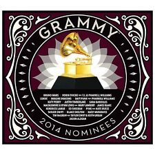 2014 Grammy Nominees by Various Artists (CD, Jan-2014, Rhino (Label))