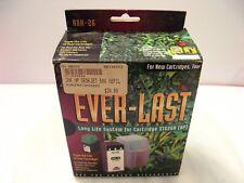 Ever Last Ink Cartridge Black Refill Kit HP DeskJet 500 Series - Opened Package