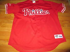 Majestic CHASE UTLEY No. 26 PHILADELPHIA PHILLIES Mesh (XL) Jersey