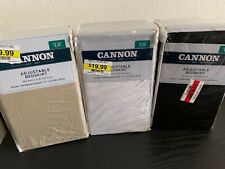 Cannon Adjustable Bedskirt Twin/Full