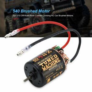 540 Brushed Motor For 1/10 Off-Road Rock Crawler Climbing RC Car Brushed Motor