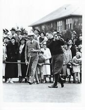 Horton Smith And Bobby Jones Black And White  8x10 Picture Celebrity Print