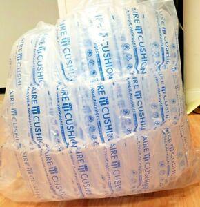 "Air Cushion pillows void fill packing packaging shipping 4""x8"" 330pcs 40 GALLON"