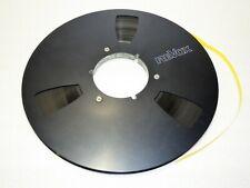 "Tape - Revox Tape  - Metal Reel  10""1/2 - Tape 1/4 in -"