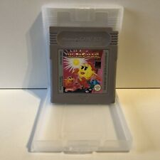 NINTENDO GAMEBOY MS PAC-MAN W/PROTECTION COVER FAH
