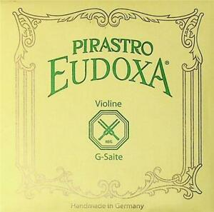 Pirastro Eudoxa 4/4 Violin String, G