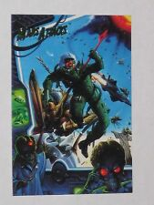 Topps Mars Attacks Trading Card 1994 Base Card NM #69 Cover For Issue #3