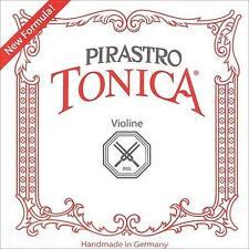 Pirastro Tonica 1/8- 1/4 Violin G String: Medium Gauge - AUTHORIZED DEALER!