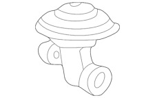 Genuine Ford Egr Valve XL3Z-9D475-A