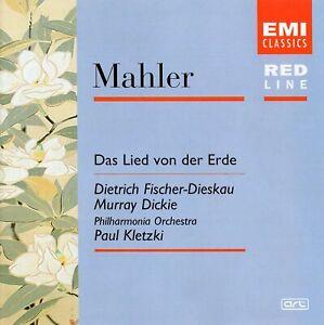 Mahler - Das Lied von der Erde / Dietrich Fischer-Dieskau · Murray Dickie