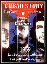DVD - ERROL FLYNN - CUBAN STORY 1959 - Che Guevara, Fidel Castro - Victor Pahlen