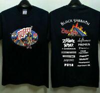 Vintage rare 1999 OZZFEST 99 TOUR Concert BLACK SABBATH new gildan.