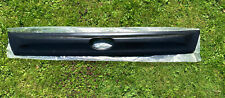 Middle Spoiler for Subaru Forester SG5 Or SG9  facelift Boot ( With Oval Badge)