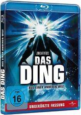Blu-ray DAS DING AUS EINER ANDEREN WELT v. John Carpenter, Kurt Russell ++NEU