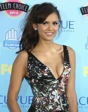 "Nina Dobrev in a 8"" x 10"" Glossy Photo jp"