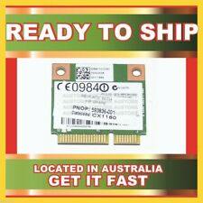 GENUINE 593836-001 HP 802.11 B/G/N HALF-MINI WIRELESS MINICARD FOR G72