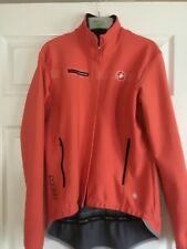 Castelli Gabba Ladies Long Sleeve Cycling Top Size L