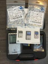 Electrical Muscle Stimulator Combo Device STIM-PRO X9 for EMS TENS Therapy