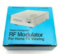 Vintage Archer Video & Computer RF Modulator Catalog No. 15-1273 Home TV Viewing