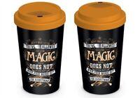 Nuevo Harry Potter - Magia Taza de Viaje (MGT25010)