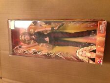 Shakira Doll - New Factory Packaged B4534 2002 Mattel w/ Outfit and Microphone