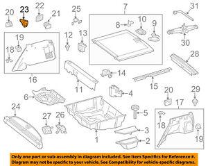 Mercedes MERCEDES-BENZ OEM Interior-Rear-12V Power Outlet Lighter 0008206651