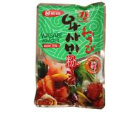 WOOMTREE GANG WASABI Powder 200g(7oz) Japanese Seasoning Horseradish Sushi