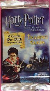 Harry Potter Prisoner Of Azkaban Trading Cards Pack