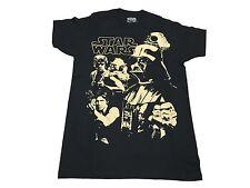 Star Wars Logo The Empire Strikes Back Poster Authentic Licensed Men's T Shirt