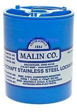 MALIN SAFETY WIRE - STAINLESS STEEL -  MS20995C-20 - .020