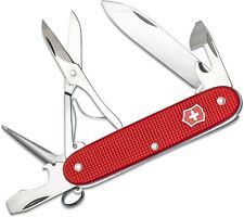 VICTORINOX PIONEER X Red ALOX 93mm Swiss Army Knife 0.8231.20KC KnifeCenter.com