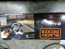 Black Decker 6 Amp 4-1/2 Inch Small Angle Grinder