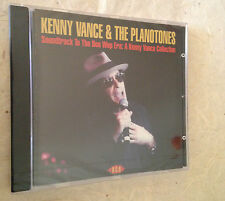 KENNY VANCE & THE PLANOTONES ACE RECORDS UK CDCHD 1117