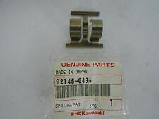 OEM Kawasaki Concours 14 Ninja ZX-14 ZX-6R Z1000 Brake Pad Spring 92145-0436