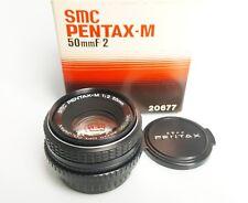 PENTAX SMC-M 50 / 2