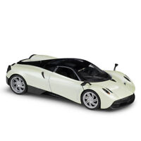 Welly 1:24 Pagani Huayra Roadster Diecast Model Racing Car NEW IN BOX White