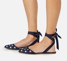 BNIB JUST FAB flat sandals size 9/42