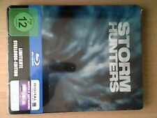 STORMHUNTERS STEELBOOK (BLU RAY/ UV) INTO THE STORM