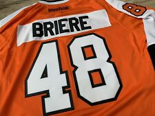 NHL Philadelphie FLYERS #48 Daniel Briere/OURS POLAIRES Berlin Maillot Jersey-Neuf