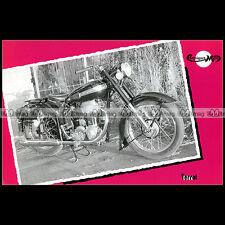 #CP88 TERROT 500 RGST - Classic Bike Carte Postale Moto Motorcycle Postcard