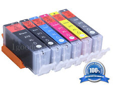 6PK PGI-270XL CLI-271XL Ink Cartridges with GREY FOR Canon PIXMA MG7720 TS9020
