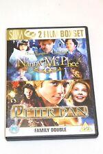 Nanny McPhee/Peter Pan (DVD, 2007, 2-Disc Set)