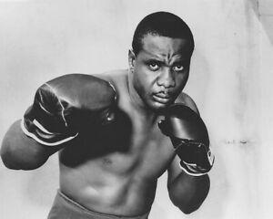 1962 American Boxer SONNY LISTON Glossy 8x10 Boxing Photo Heavyweight Champion