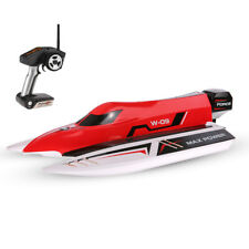 Wltoys Wl912-A Rc Boat 2.4G 2Ch 35Km/H Brushless F1 Racing Boats w/Water Cooling