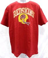 Washington Redskins NFL Football Short Sleeve Shirt Burgundy New