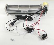 Tjernlund FB15DLX Fireplace Blower Motor with Speed Control